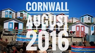 Video A week in Cornwall - August 2016 download MP3, 3GP, MP4, WEBM, AVI, FLV April 2018