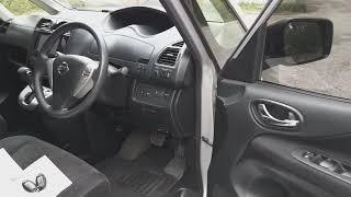 Nissan Serena, С26, 2016 г.в. 4WD