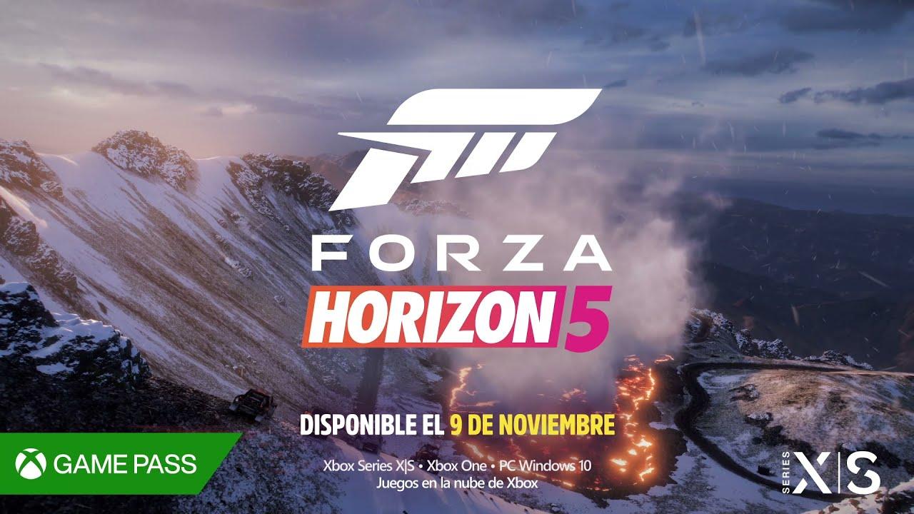 Xbox Game Showcase 2021 - Forza Horizon 5 tráiler
