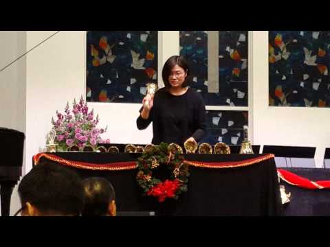 Joy to the World, handbell solo by Alice Shiu