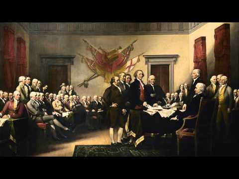 Declaration of Independence - 5 Minute History Lesson - Quick Summary