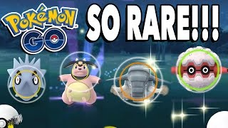 EPIC RARE GEN 2 HUNT!! MILTANK, DONPHAN. PUPITAR & MORE! Pokemon GO Gen 2 Rare Catching Spree