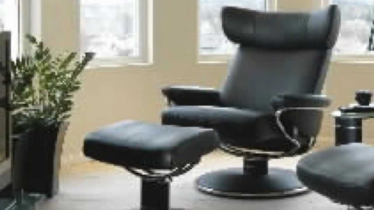 stressless jazz collection youtube. Black Bedroom Furniture Sets. Home Design Ideas