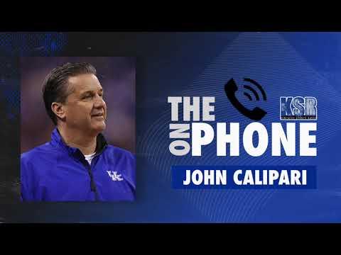 John Calipari on Kentucky Sports Radio (9/8/21)