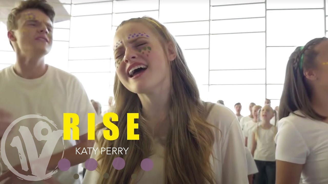 Rise by Katy Perry Rio 18 Summer Olympics   Cover by One Voice  Children's Choir