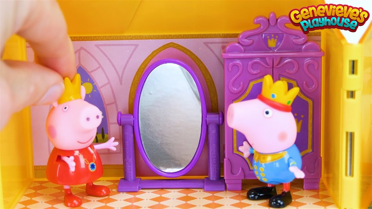 Toy Learning Videos For Kids Peppa Pig Finding Dory