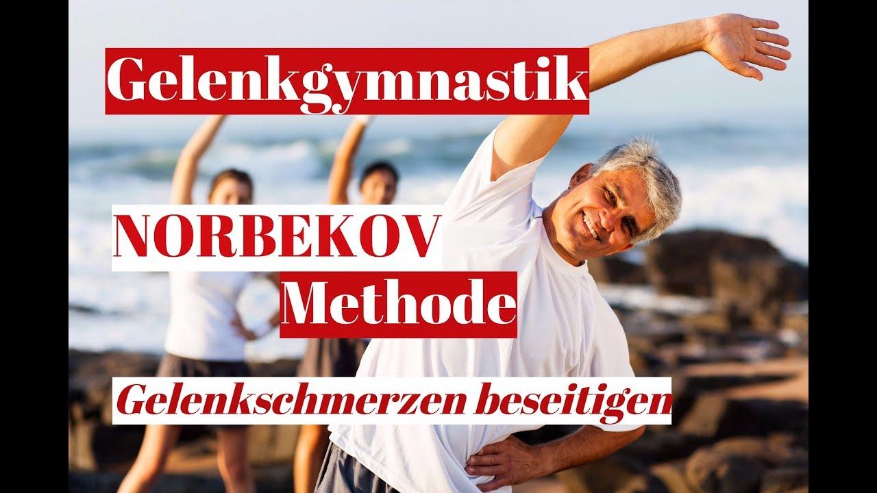 gelenkgymnastik nach der norbekov methode aus dem buch eselsweisheit vollversion auf englisch