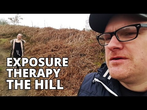 Exposure Therapy The Hill - Anxiety Vlog