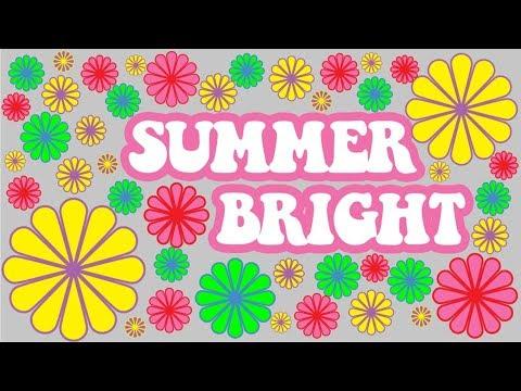 14/01/18 | 9:30am | Summer Bright Part 2 | David Hooper