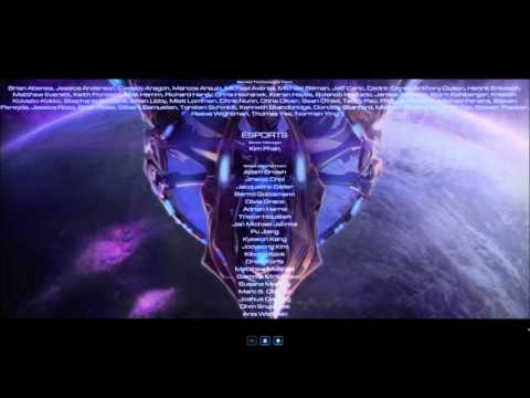 Starcraft 2 Legacy of the Void: The Story - Credits