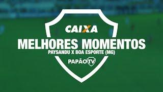 Melhores Momentos - Paysandu x Boa Esporte (MG) - 20/06/2017
