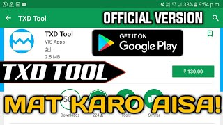 Gambar cover How To Download Txd Tool Latest Version 2018 In Any Android