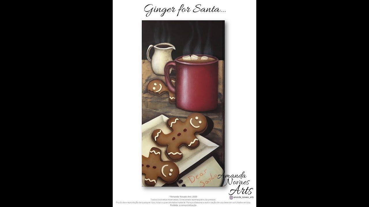 Gingerman for Santa