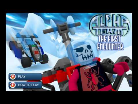 LEGO Alpha Team Soundtrack: Mission Deep Freeze