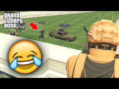 MI MAYOR FAIL!! GTA V ONLINE (Nuevo modo de juego)