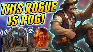 Hate it or Love it, Reno Rogue Can Work | Wild Reno Rogue | Hearthstone Rise of Shadows