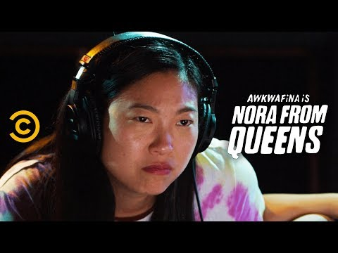 What Do You Do When Your Queef Goes Viral? - Awkwafina is Nora from Queens