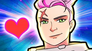 Overwatch   7 Reasons Players Love Zarya