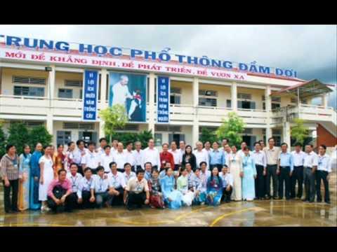 Truong THPT Dam Doi hinh anh dep.wmv