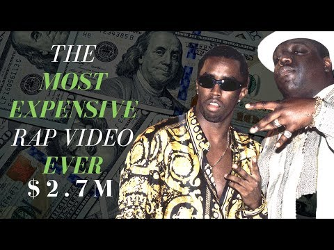 The Most Expensive Rap Video EVER! ($2.7Million)