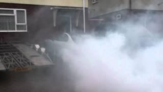 Supra MKIV with blown engine