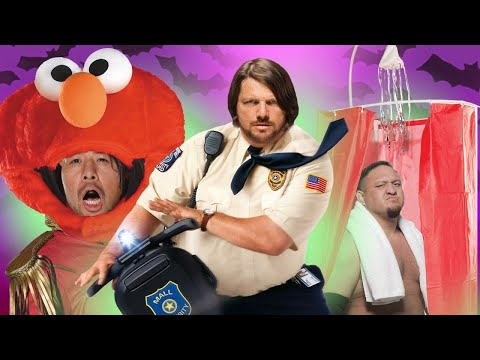WWE Superstars Reveal Their Weirdest Halloween Costumes