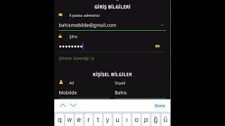 Mobilbahis Üye Girişi - Mobilbahise Nasıl Giriş Yaparım ? tr.xbahissiteleri.com