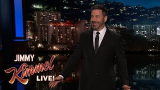 Jimmy Kimmel Reveals How He Got His Daughter to Eat
