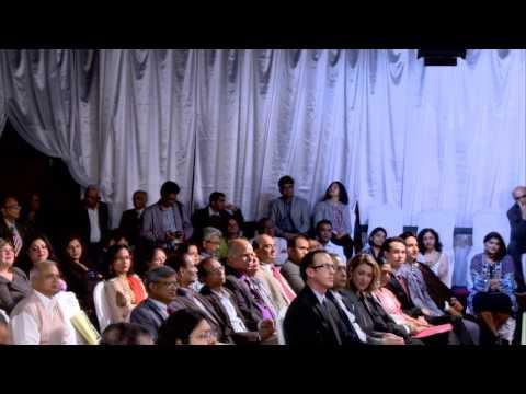 CGI, NY & U.S. Department of State Diplomates in Hindi Language Training at TV Asia - NJ Part 2