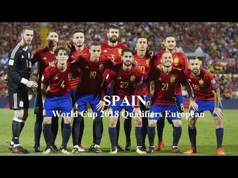 Download Spain ● Road to Russia● All 36 goals in  World Cup 2018 Qualifiers European