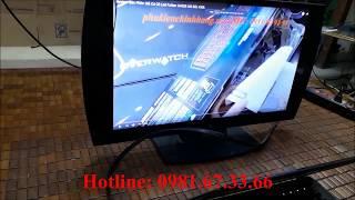 CÁP CHUYỂN ĐỔI VGA + AUDIO SANG HDMI (VGA TO HDMI) giá sốc 250k