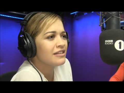 Part 1 Rita Ora Grimmy BBC Radio 1 2016