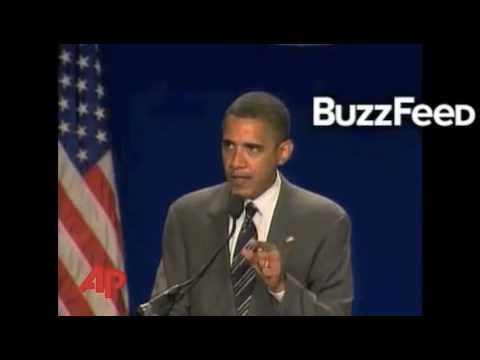 2008 Obama Promising Immigration Reform and Border Security