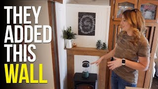 FAMILY RV TOURS: How 7 Families Live in Their RV Full Time // 2018 Parade of Homes