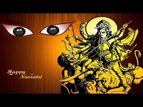 Happy Navratri 2019 Song, Images, Wishes, whatsapp video ...
