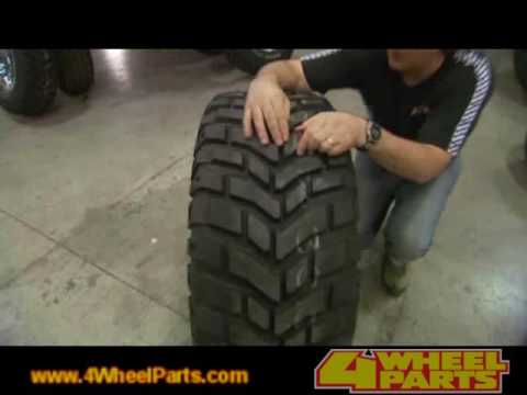 Mickey Thompson Baja Claw Radials Are Practically As Tough