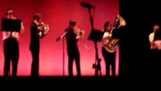 Brass Quintet at Dakota