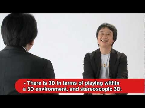 Iwata Asks - Super Mario 3D Land (English Subtitles)