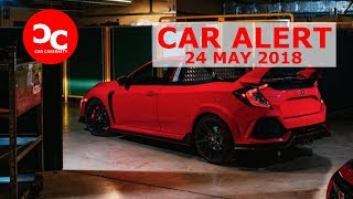 Honda engineers build a Civic Type R pickup truck, just for fun