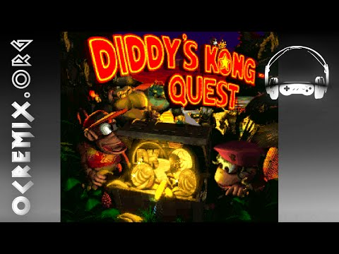 OC ReMix #1249: Donkey Kong Country 2 'From Within' [Kannon's Klaim (Mining Melancholy)] by Darangen