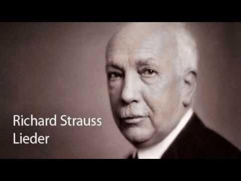 Richard Strauss   op  36 no  2, Für fünfzehn Pfennige; Aline Kutan, soprano