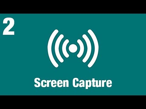 XSplit Broadcaster: How to use Screen Capture