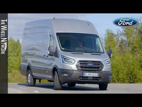 2020-ford-transit-van-l4/h3-|-driving,-interior,-exterior