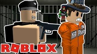 Roblox | VƯỢT NGỤC BẰNG ĐÀN GUITAR??? - Redwood Prison | KiA Phạm