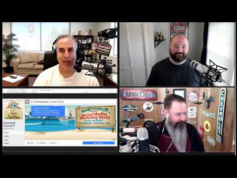 Social Media Marketing Talk Show 6/16/2017