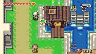 Guía The Legend Of Zelda The Minish Cap Parte 13 Union De Piedras De La Suerte Youtube