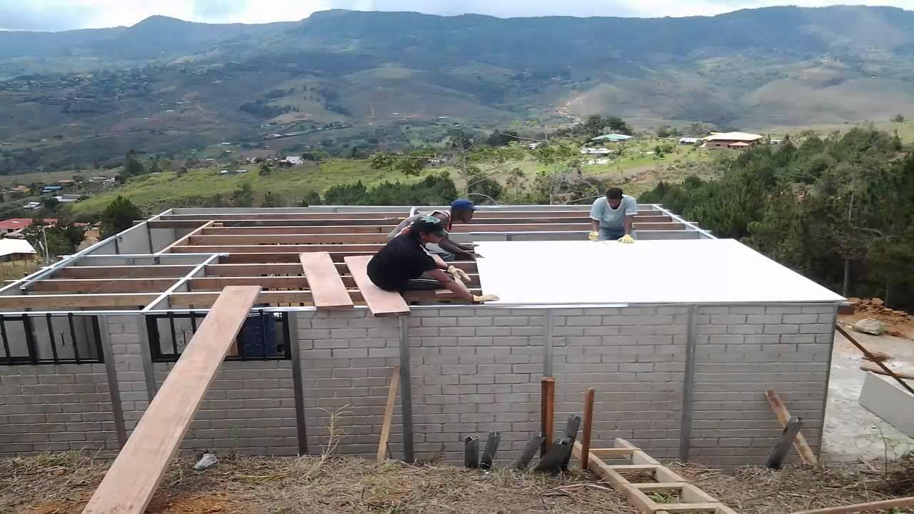 Conoce el sistema de mi casa prefabricada youtube - Www micasa prefabricada com ...