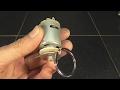 Генератор-Зажигалка из Мотора Generator-Lighter Motor