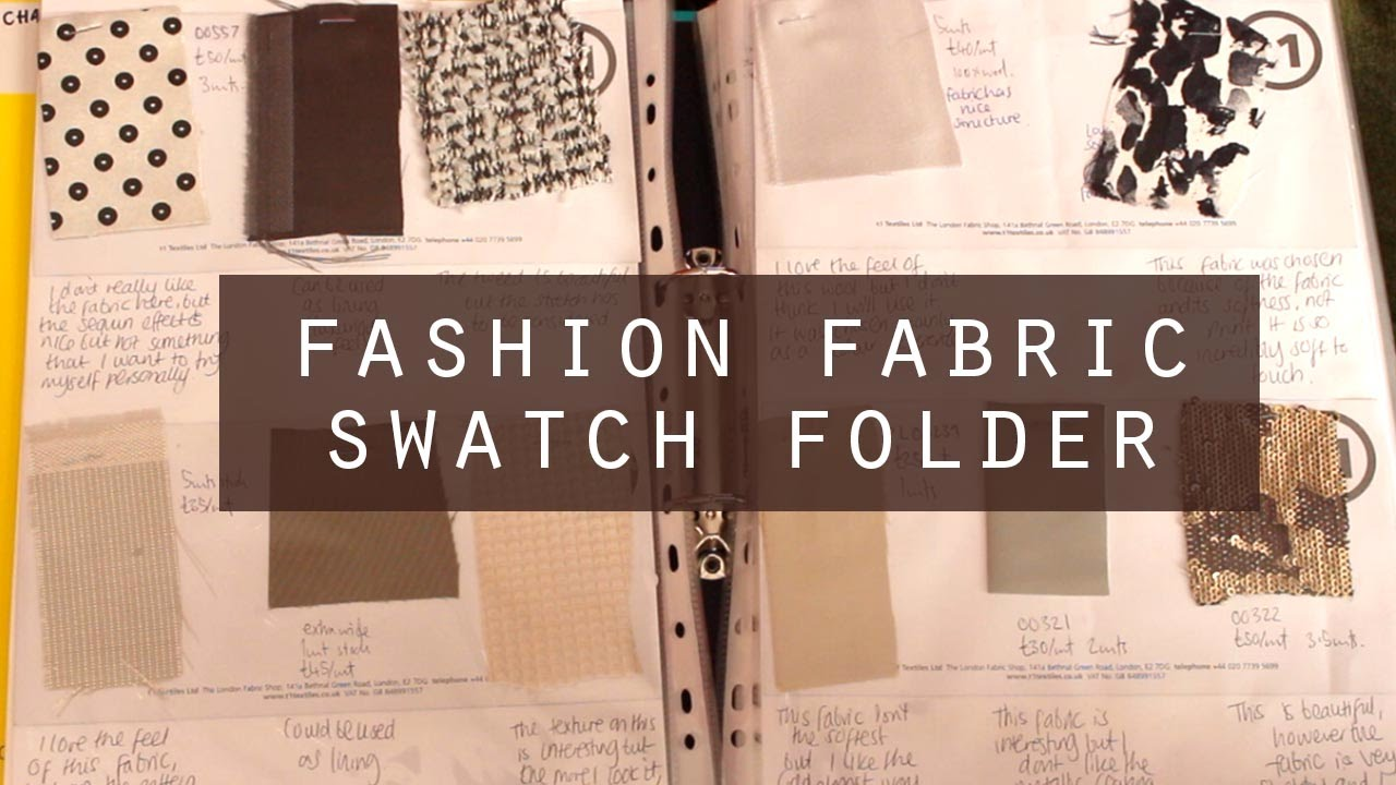 ba fashion and textiles fabric swatch folder flick through first ba fashion and textiles fabric swatch folder flick through first class degree