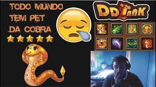 DDTANK - TODO MUNDO TEM PET DA COBRA AGORA